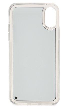 Мужской чехол для iphone x/xs KENZO серого цвета, арт. F96C0KIFXBEL | Фото 2