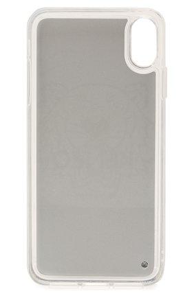 Мужской чехол для iphone xs max KENZO серебряного цвета, арт. F95C0KIXPTIL | Фото 2