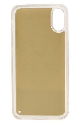 Мужской чехол для iphone x/xs KENZO золотого цвета, арт. F95C0KIFXTIL | Фото 2