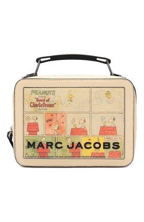 Сумка The Box Peanuts x Marc Jacobs | Фото №1