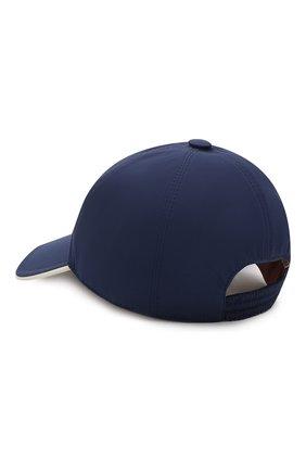 Мужской бейсболка LORO PIANA синего цвета, арт. FAB1977 | Фото 2