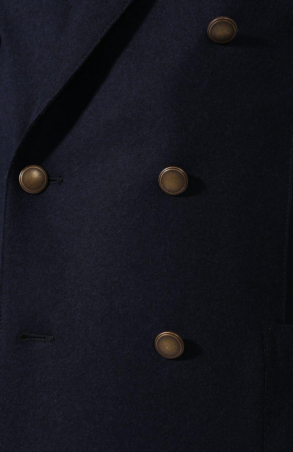 Шерстяной пиджак | Фото №5