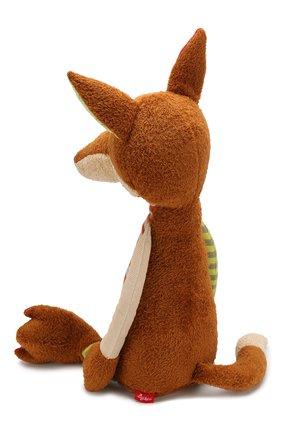 Детского игрушка лиса SIGIKID коричневого цвета, арт. 38745 | Фото 2