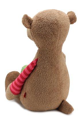 Детского игрушка медведь SIGIKID коричневого цвета, арт. 38873 | Фото 2