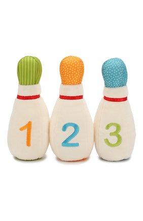 Детского игрушка набор боулинг SIGIKID разноцветного цвета, арт. 42352 | Фото 2