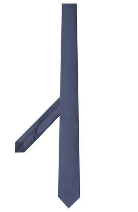Детский шелковый галстук DAL LAGO синего цвета, арт. N300/168/III | Фото 2
