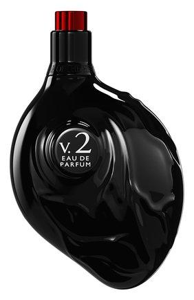 Женский парфюмерная вода black heart v.2 MAP OF THE HEART бесцветного цвета, арт. 9348939000144 | Фото 1