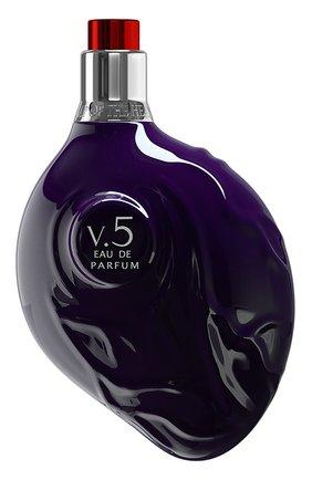 Женский парфюмерная вода purple heart v.5 MAP OF THE HEART бесцветного цвета, арт. 9348939000212 | Фото 1
