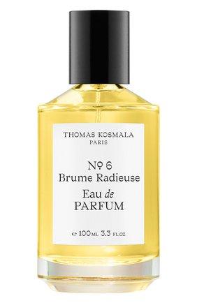 Парфюмерная вода № 6 Brume Radieuse | Фото №1