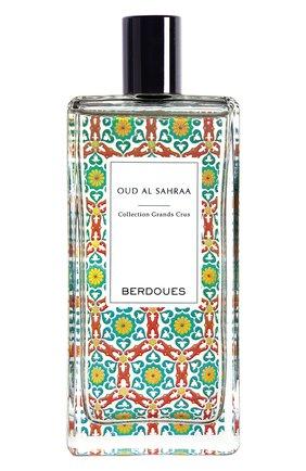 Парфюмерная вода oud al sahraa BERDOUES бесцветного цвета, арт. 3331849002441 | Фото 1