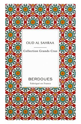Парфюмерная вода oud al sahraa BERDOUES бесцветного цвета, арт. 3331849002441 | Фото 2