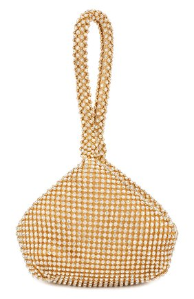 Детская сумка DAVID CHARLES золотого цвета, арт. 3612 | Фото 1