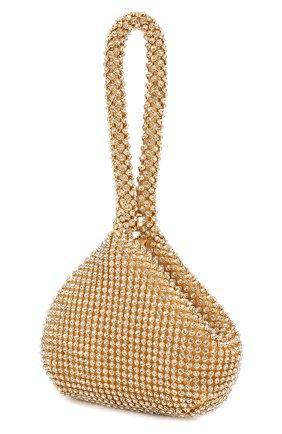 Детская сумка DAVID CHARLES золотого цвета, арт. 3612 | Фото 2