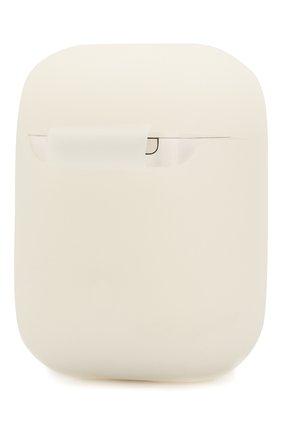 Чехол для airpods ELAGO белого цвета, арт. EAPSC-LUBL   Фото 2 (Статус проверки: Проверена категория)