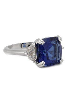 Женское кольцо trilogy SWAROVSKI серебряного цвета, арт. 5515714   Фото 1