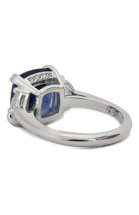 Женское кольцо trilogy SWAROVSKI серебряного цвета, арт. 5515714   Фото 2