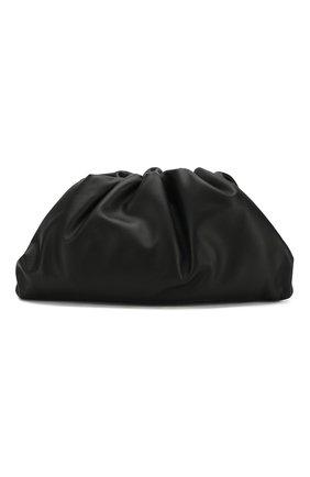 Женский клатч pouch  BOTTEGA VENETA черного цвета, арт. 576227/VBIU5 | Фото 1