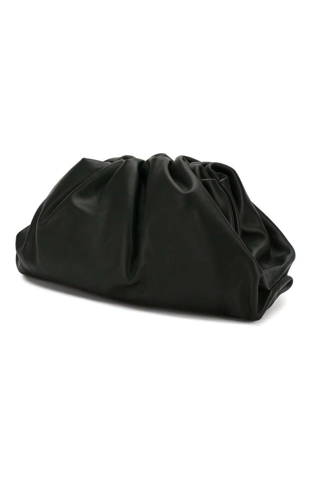 Женский клатч pouch  BOTTEGA VENETA черного цвета, арт. 576227/VBIU5 | Фото 3