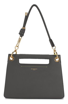 Женская сумка whip small GIVENCHY серого цвета, арт. BB508ZB0ME | Фото 1
