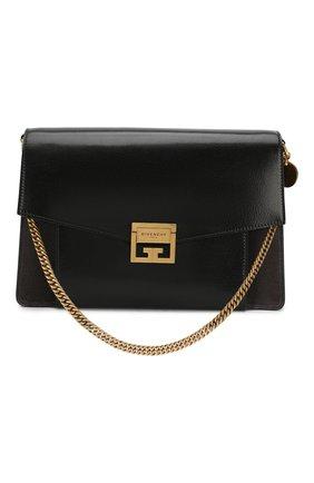 Женская сумка gv3 medium GIVENCHY черного цвета, арт. BB501DB033 | Фото 1
