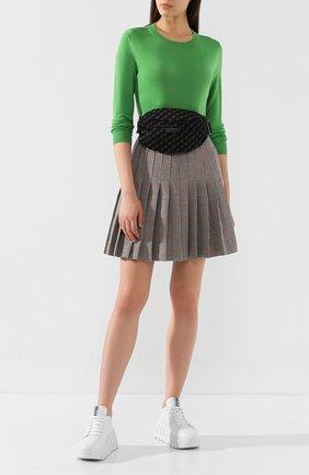 Женская поясная сумка STELLA MCCARTNEY черного цвета, арт. 570173/W8538 | Фото 2