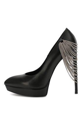 Кожаные туфли Janis   Фото №2