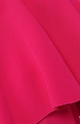 Женское платье из вискозы LANVIN фуксия цвета, арт. RW-DR2094-2877-P16 | Фото 2