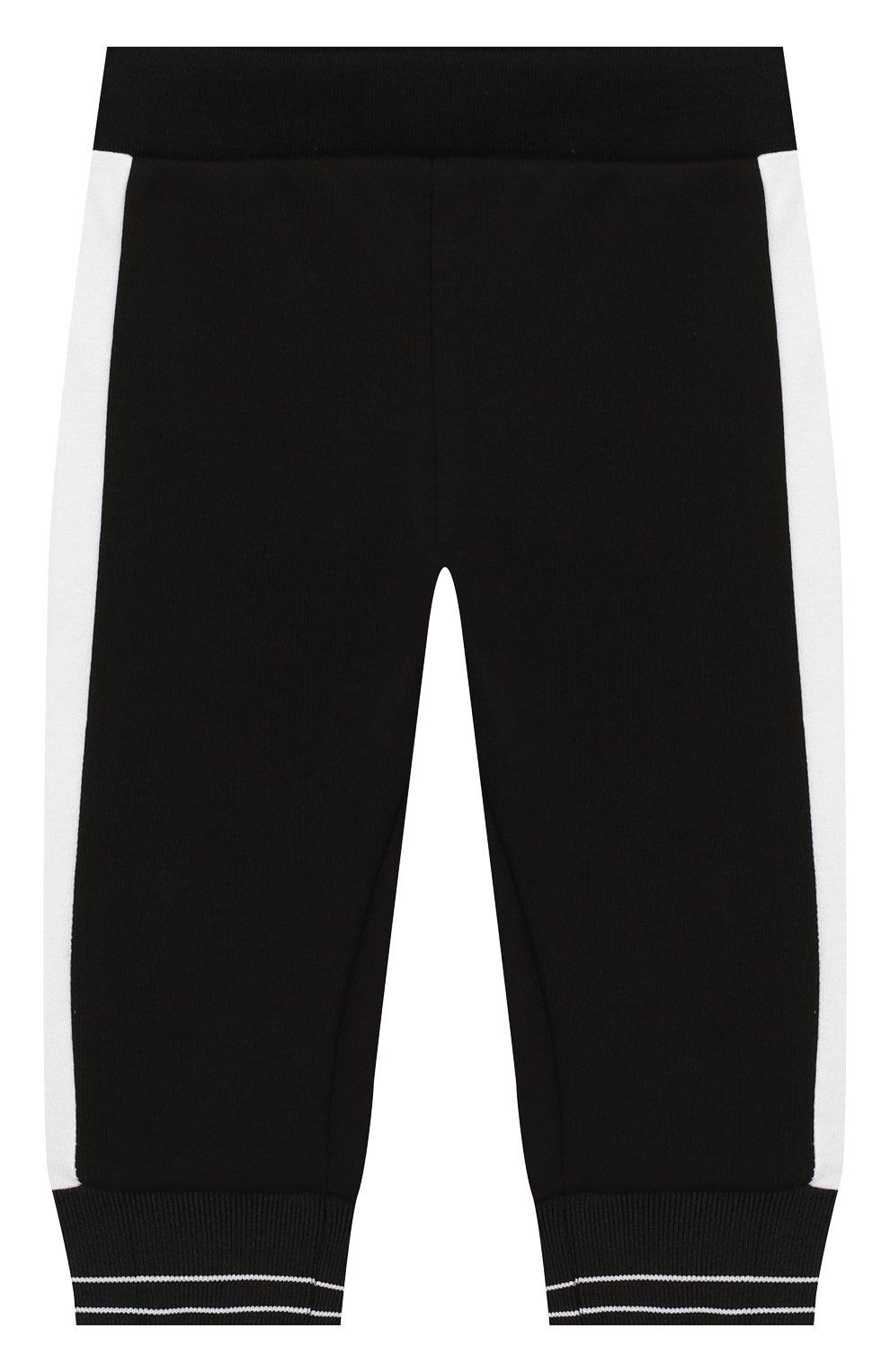 Комплект из 3-х предметов Givenchy черно-белого цвета | Фото №5