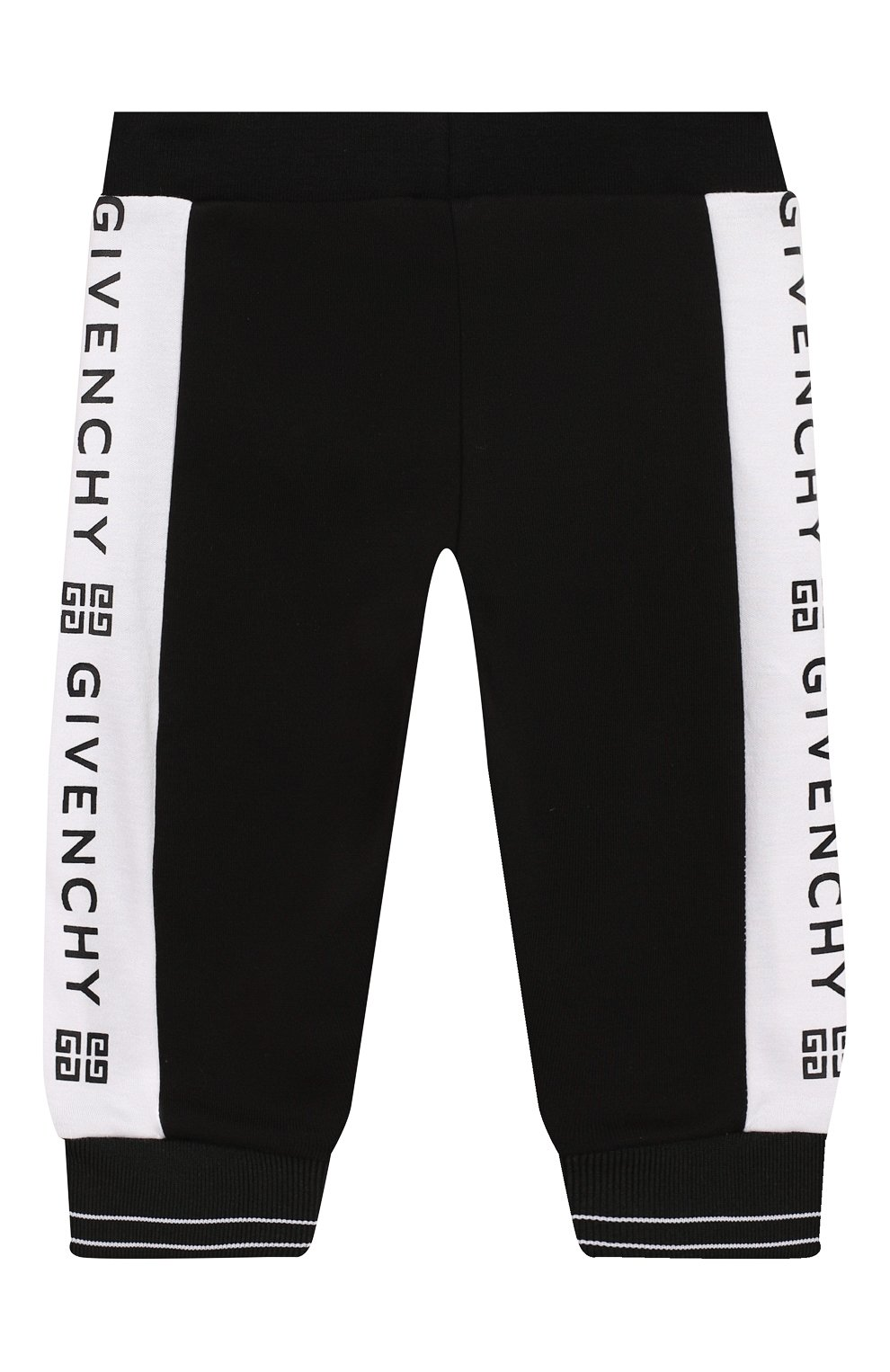 Комплект из 3-х предметов Givenchy черно-белого цвета | Фото №6