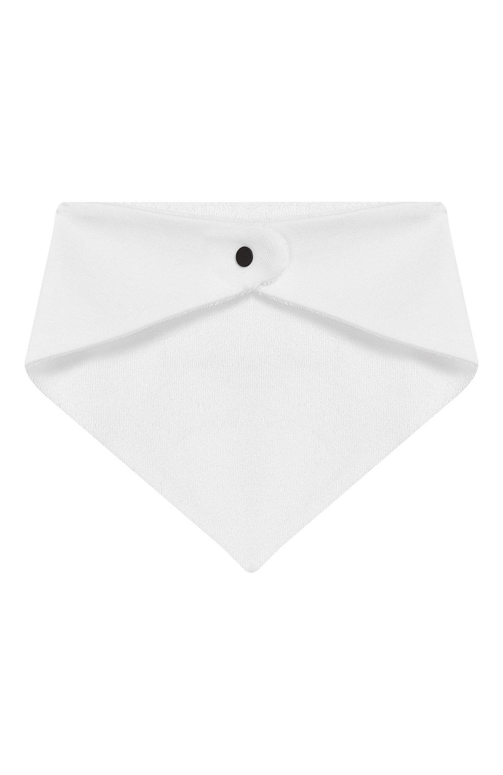 Комплект из 3-х предметов Givenchy черно-белого цвета | Фото №8