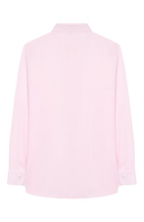 Детская хлопковая рубашка DAL LAGO светло-розового цвета, арт. N402/1165/4-6 | Фото 2