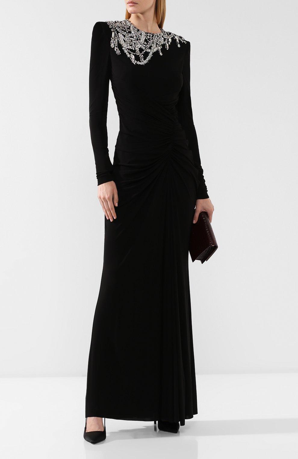 Платье-макси | Фото №2