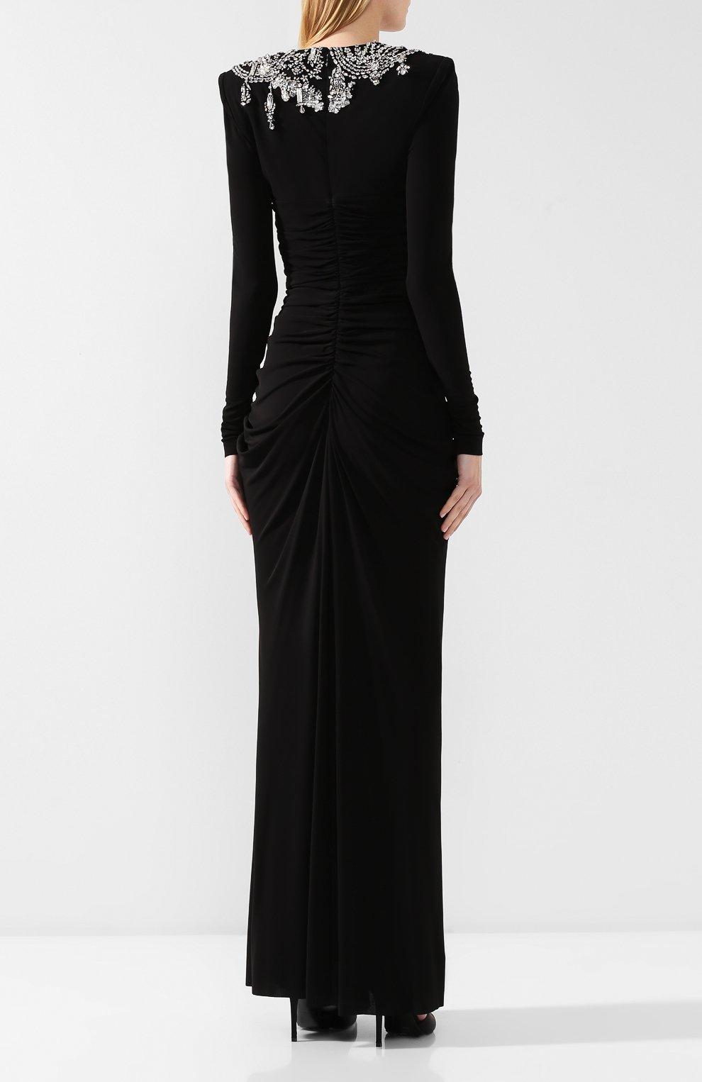 Платье-макси | Фото №4