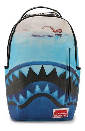Детская рюкзак SPRAYGROUND разноцветного цвета, арт. 910B1953NSZ | Фото 1