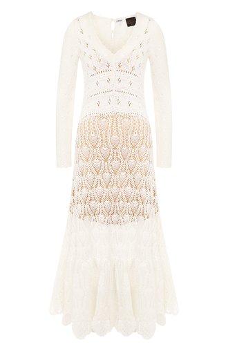 Платье Loewe x Paula's Ibiza