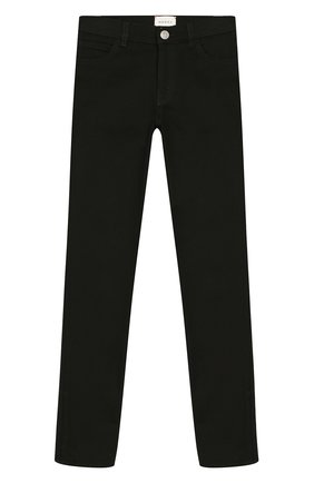 Детские джинсы GUCCI черного цвета, арт. 519950/XRA85 | Фото 1
