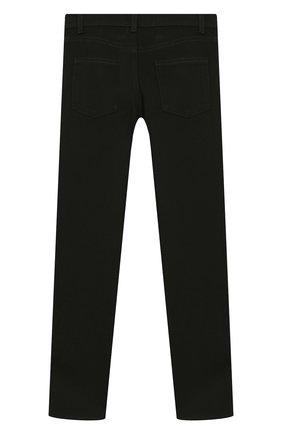 Детские джинсы GUCCI черного цвета, арт. 519950/XRA85 | Фото 2