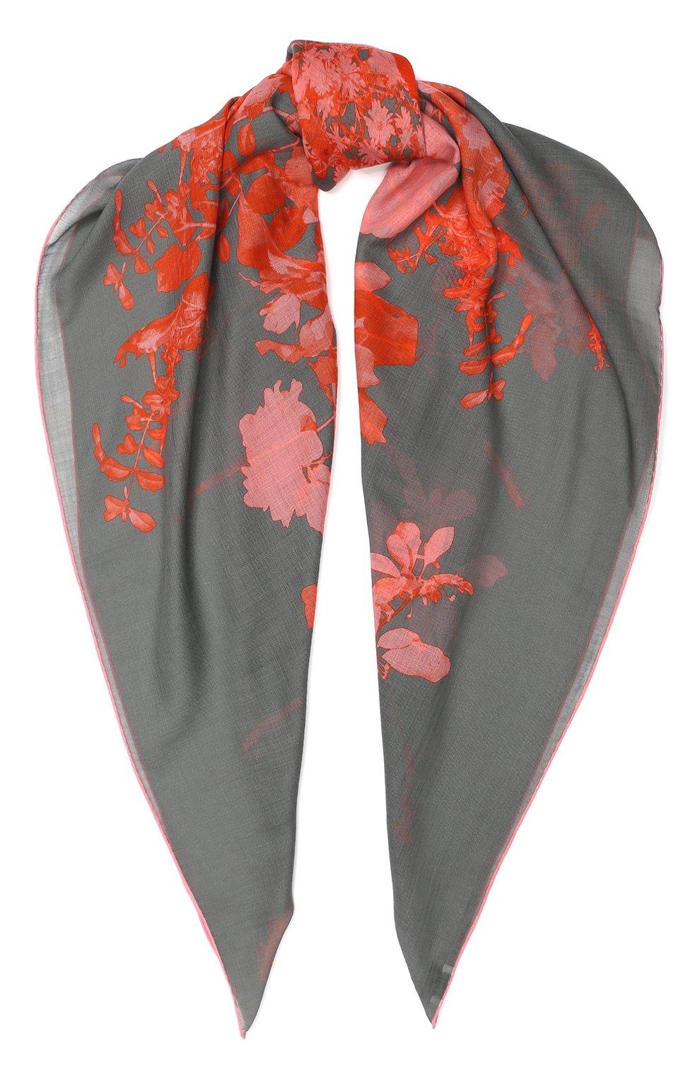 Шерстяной платок   Фото №1