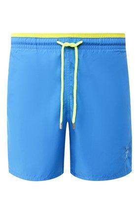 Мужские плавки-шорты VILEBREQUIN синего цвета, арт. MOKH9A01 | Фото 1