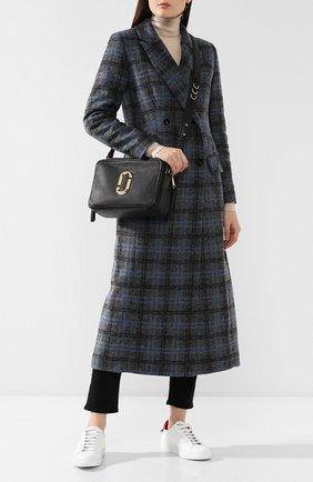 Женская сумка the softshot 27 MARC JACOBS (THE) черного цвета, арт. M0014592   Фото 2