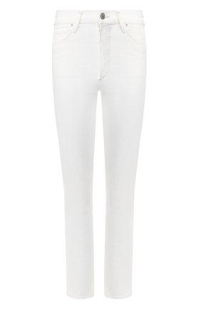 Женские джинсы CITIZENS OF HUMANITY белого цвета, арт. 1728-3001 | Фото 1