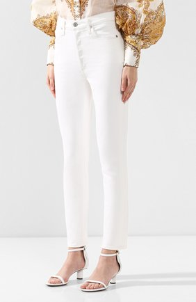 Женские джинсы CITIZENS OF HUMANITY белого цвета, арт. 1728-3001 | Фото 3