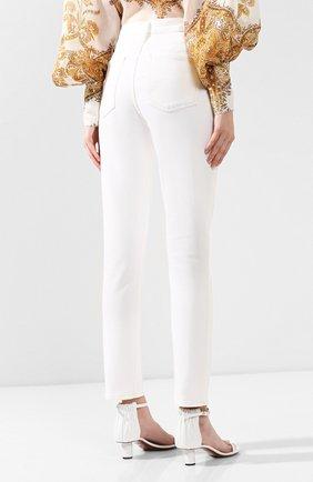 Женские джинсы CITIZENS OF HUMANITY белого цвета, арт. 1728-3001 | Фото 4