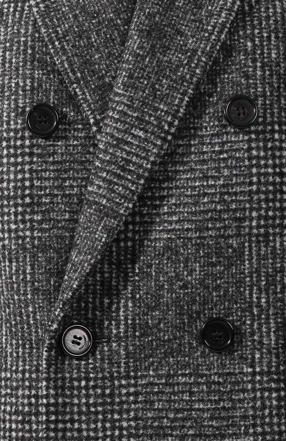 Шерстяной жакет   Фото №5