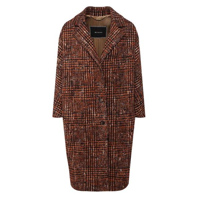 Шерстяное пальто Kiton