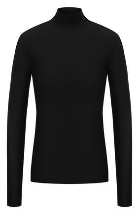 Женская кашемировая водолазка JOSEPH черного цвета, арт. JF000363 | Фото 1