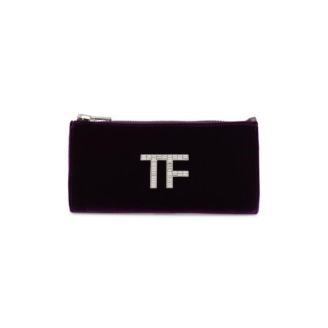 Бархатный клатч Tom Ford
