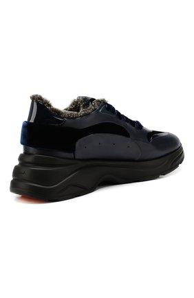 Комбинированные кроссовки   Фото №4