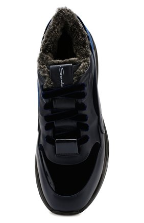 Комбинированные кроссовки   Фото №5