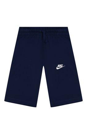 Хлопковые шорты Nike Sportswear | Фото №1